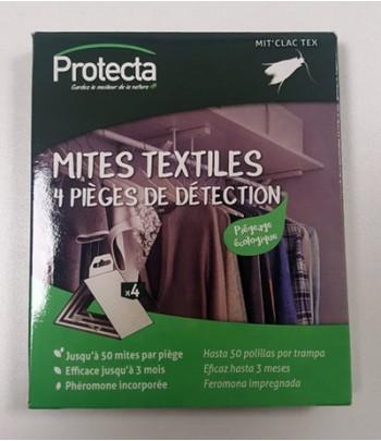 Trampa para polillas de ropa Mit Clac Textil