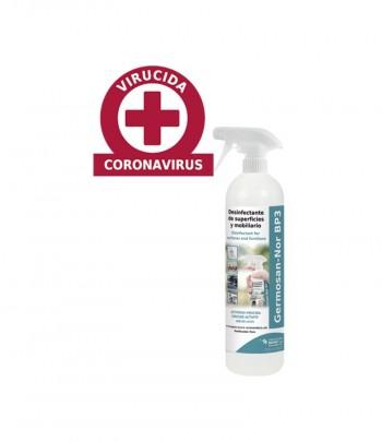 Antiséptico desinfectante para la piel - BACTERIGEL G-3 - 60ml
