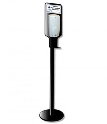 Pack Pedestal + Dispensador de Espuma con sensor para higiene de manos ¡SIN TOCAR!